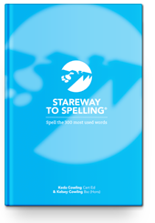 Stareway To Spelling - the solution to spelling difficulties