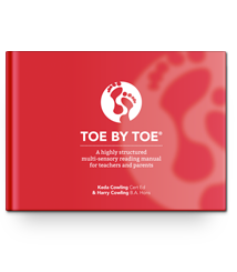 Teaching reading with Toe By Toe
